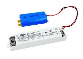 Cina LED Emergency Driver Power 5W Waktu Darurat 3h & Baterai Li-ion Built-in KE004-05M180KE pabrik