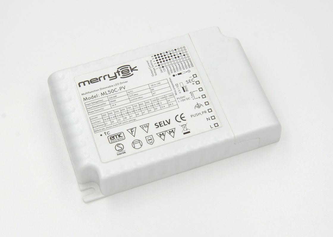 Ceiling Mounted 350mA - 1050mA Dimming LED Driver With MW Sensor
