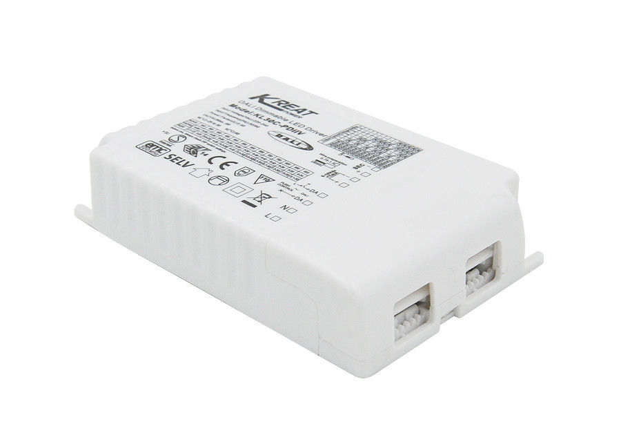 30W Flicker Free DALI2.0 Dimmable LED Driver KL30C-PDiiV