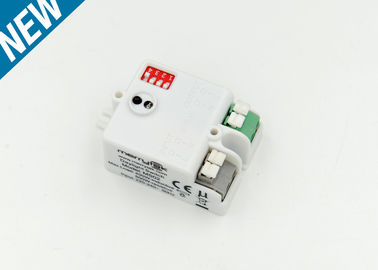 IP20 Built-in LED Lighting Fixtures Daylight Switch sensor ON / OFF fungsi